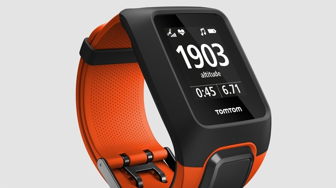 montre gps tomtom runner decathlon. Black Bedroom Furniture Sets. Home Design Ideas